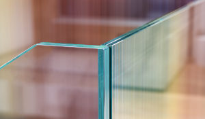 EVOLAM Design laminated Glass with Insert