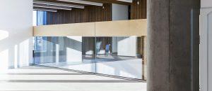 Glass Balustrades Profile Fixing