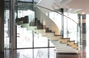 Curved Glass Balustrades Subcategories Applications