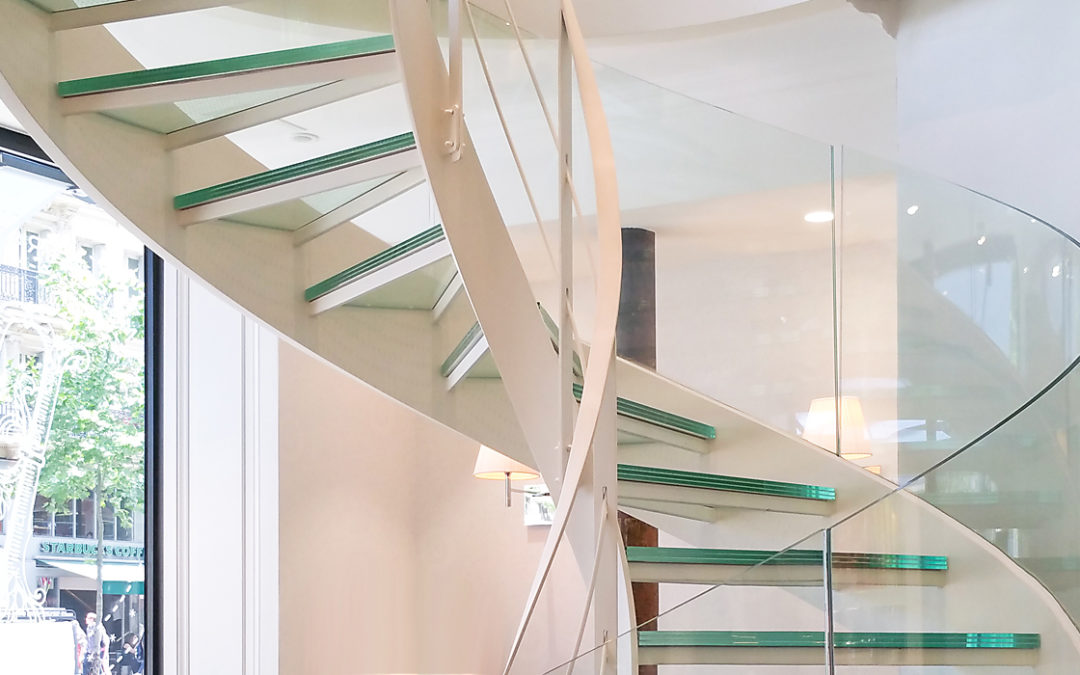 EVOLAM CONTOUR – Laminated Curved Glass