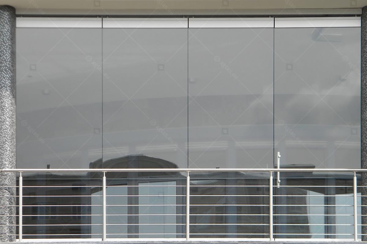 Uși din sticlă cu parcare Dorma TP KAZ 02