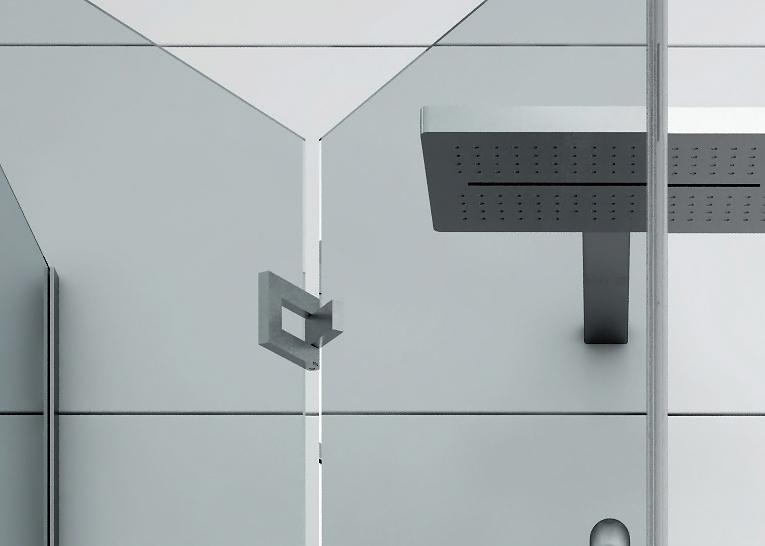 Detaliu Cabina de Dus Usa Armonica MTG BX 2700