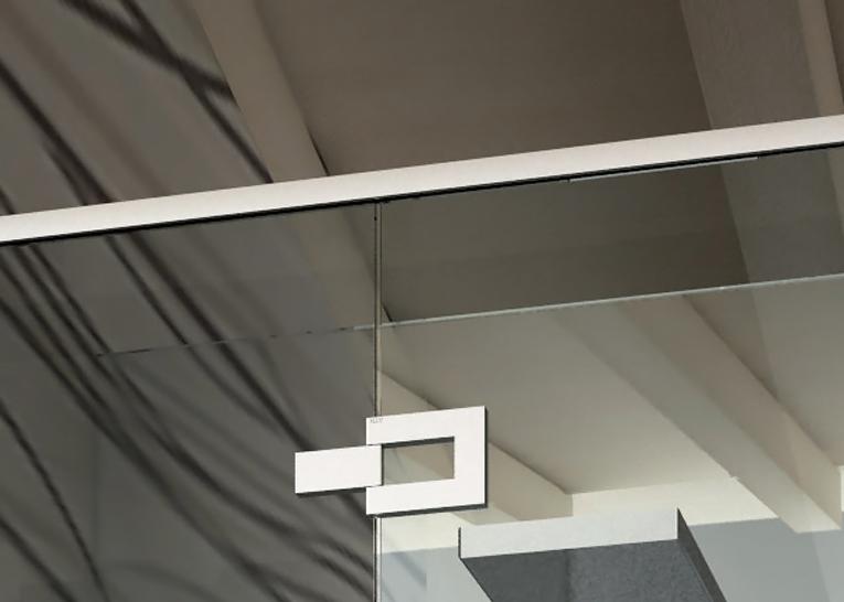 Detaliu Balama Cabina de Dus Usa Armonica MTG BX 2700